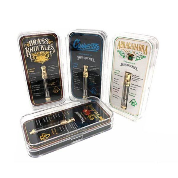 Brass Knuckles Cartridge